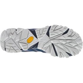 Merrell Moab FST GTX Chaussures Homme, navy/white